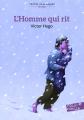 Couverture L'Homme qui rit, abrégé Editions Folio  (Junior) 2013