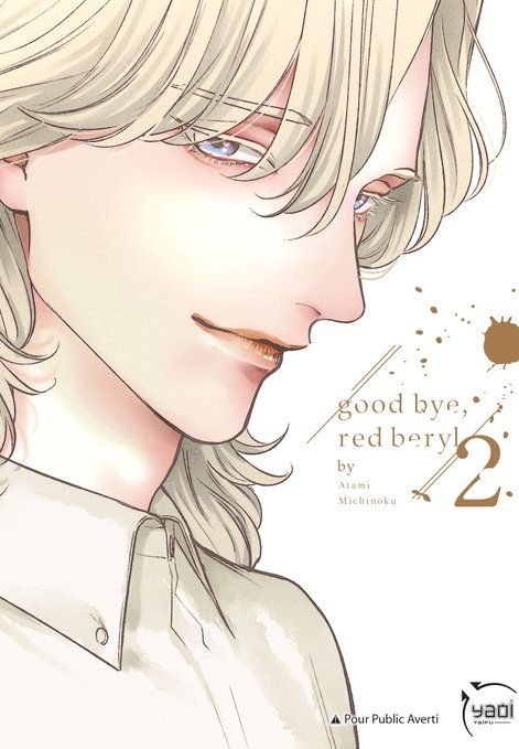 Couverture Good bye, red beryl, tome 2
