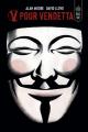 Couverture V pour Vendetta Editions Urban Comics (DC Black Label) 2020