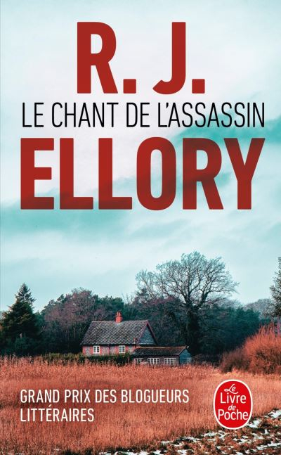Couverture Le chant de l'assassin