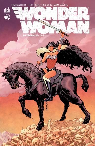 Couverture Wonder Woman (Renaissance), intégrale, tome 2