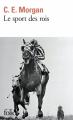 Couverture Le sport des rois Editions Folio  2020