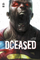 Couverture DCeased Editions Urban Comics (DC Deluxe) 2020
