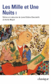 Couverture Les mille et une nuits, tome 1 Editions Folio  (Classique) 2019