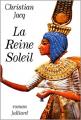 Couverture La reine soleil Editions Julliard (Roman) 1995