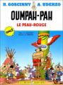 Couverture Oumpah-pah le peau-rouge, tome 2 Editions Albert René 1996