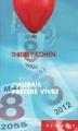 Couverture J'aurais préféré vivre Editions France Loisirs (Piment) 2010