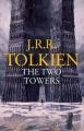 Couverture Le seigneur des anneaux, tome 2 : Les deux tours Editions HarperCollins (US) 2008