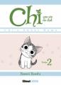 Couverture Chi, une vie de chat, tome 02 Editions Glénat (Kids) 2011