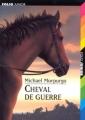 Couverture Cheval de guerre Editions Folio  (Junior) 1997