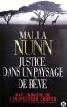Couverture Une enquête de l'inspecteur Cooper, tome 1 : Justice dans un paysage de rêve Editions 2011