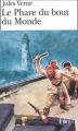 Couverture Le Phare du bout du monde Editions Folio  2004