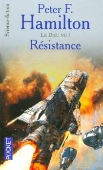 Couverture L'Aube de la Nuit, tome 3 : Le Dieu nu, partie 1 : Résistance
