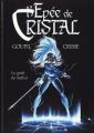 Couverture L'Épée de cristal, tome 5 : Le Goût de Sulfur Editions Vents d'ouest (Fantastique) 1994