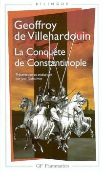 Couverture La Conquête de Constantinople