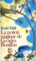 Couverture La potion magique de Georges Bouillon Editions Folio  (Junior) 1986