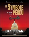 Couverture Le Symbole perdu, illustrée Editions JC Lattès 2010