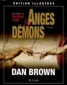 Couverture Anges & démons, illustrée Editions JC Lattès 2005