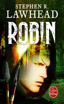 Couverture Le roi Corbeau, tome 1 : Robin