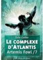 Couverture Artemis Fowl, tome 7 : Le Complexe d'Atlantis Editions Gallimard  (Jeunesse) 2011