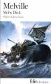 Couverture Moby Dick, intégrale / Moby Dick ou le cachalot, intégrale Editions Folio  (Classique) 1996