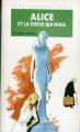 Couverture Alice et la statue qui parle Editions Hachette (Bibliothèque verte) 1995