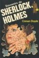 Couverture Les Mémoires de Sherlock Holmes / Souvenirs de Sherlock Holmes / Souvenirs sur Sherlock Holmes Editions Le Livre de Poche (Policier) 1976