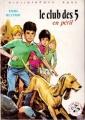 Couverture Le club des cinq en péril Editions Hachette (Bibliothèque rose) 1971
