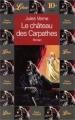 Couverture Le château des Carpathes Editions Librio 1997