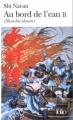 Couverture Au bord de l'eau, tome 2 Editions Folio  1997