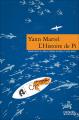 Couverture L'histoire de Pi Editions Denoël (& d'ailleurs) 2004