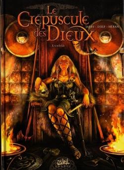 Couverture Le Crépuscule des dieux, tome 5 : Kriemhilde