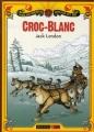 Couverture Croc-Blanc / Croc Blanc Editions Nathan (Bibliothèque Rouge et or) 2009