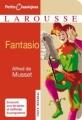Couverture Fantasio Editions Larousse (Petits classiques) 2008