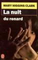 Couverture La Nuit du renard Editions Le Livre de Poche 1990