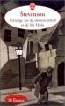 Couverture L'étrange cas du docteur Jekyll et de M. Hyde / L'étrange cas du Dr. Jekyll et de M. Hyde Editions Le Livre de Poche (Libretti) 1999