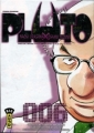 Couverture Pluto, tome 6 Editions Kana (Big) 2011