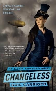 Couverture Une aventure d'Alexia Tarabotti, Le protectorat de l'ombrelle, tome 2 : Sans forme