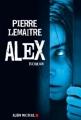 Couverture Alex Editions Albin Michel 2011