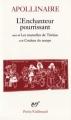 Couverture L'enchanteur pourrissant Editions Gallimard  (Poésie) 1972
