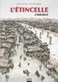 Couverture L'étincelle, tome 1 : L'enfance Editions Vertige Graphic 2008