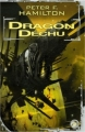 Couverture Dragon déchu Editions Bragelonne (Science-fiction) 2006