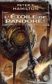 Couverture L'étoile de Pandore, tome 2 : Pandore menacée Editions Bragelonne (Science-fiction) 2006