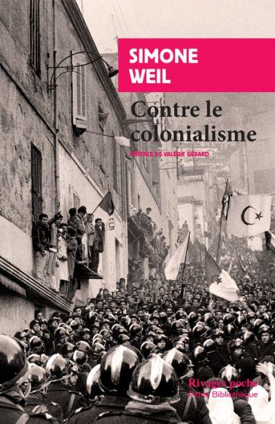 Couverture Contre le colonialisme