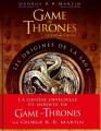 Couverture Game of thrones : Le trône de fer : Les origines de la saga Editions Huginn & Muninn 2015
