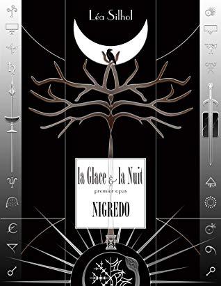 Couverture La Glace et la Nuit / La Glace & la Nuit, tome 1 : Nigredo