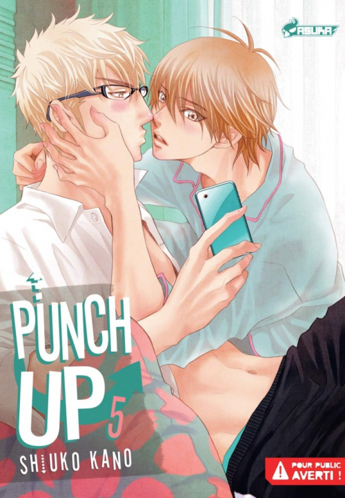 Couverture Punch Up, tome 5