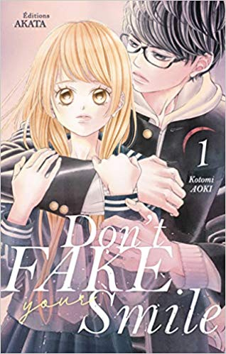 Couverture Don't fake your smile, tome 1