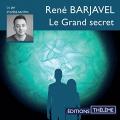 Couverture Le grand secret Editions Thélème 2017