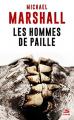 Couverture Les Hommes de paille Editions Bragelonne (Thriller) 2019